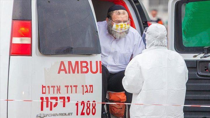 2630 إصابة جديدة بفيروس كورونا في دولة الاحتلال