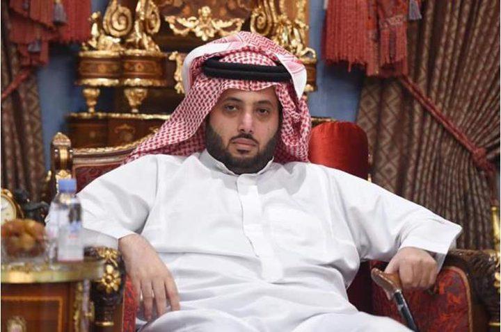 تركي آل الشيخ رئيسًا شرفيًّا من جديد لناد عربي