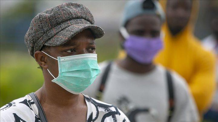 جنوب أفريقيا تتجاوز المليون إصابة بفايروس كورونا