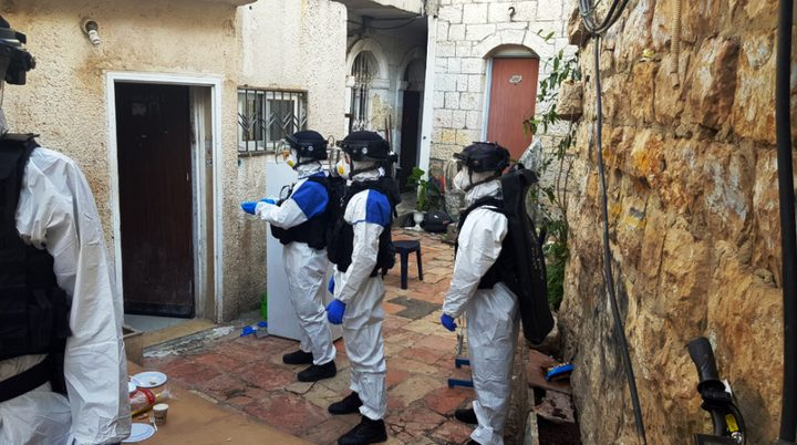 3 وفيات و146 إصابة جديدة بكورونا بالقدس