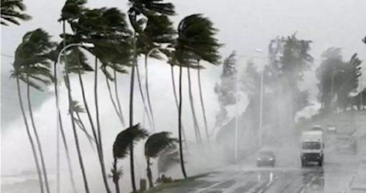 عاصفة ضخمة تضرب الولايات المتحدة نهاية عام 2020