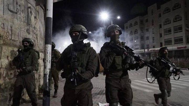 اصابة العشرات بالاختناق خلال مواجهات مع الاحتلال جنوب جنين