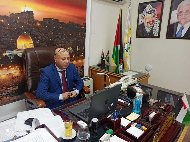 """أبو هولي يطالب الدول المانحة لـ""""أونروا"""" تقدم تمويل اضافي"""