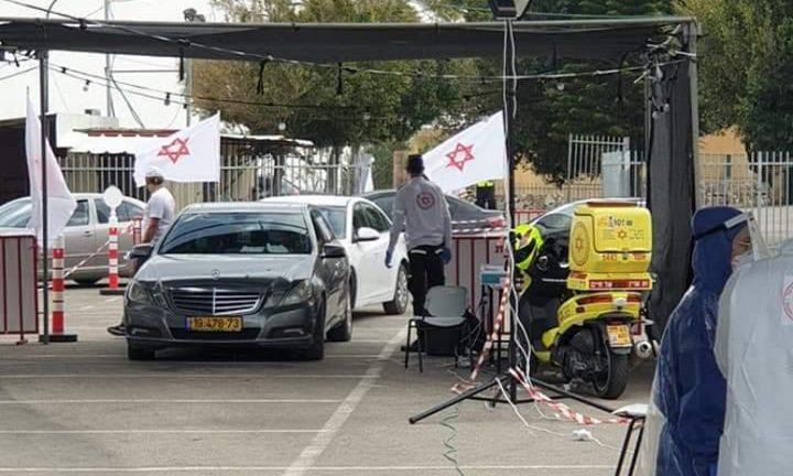 المجتمع العربي: إقبال ضعيف على تطعيم كورونا
