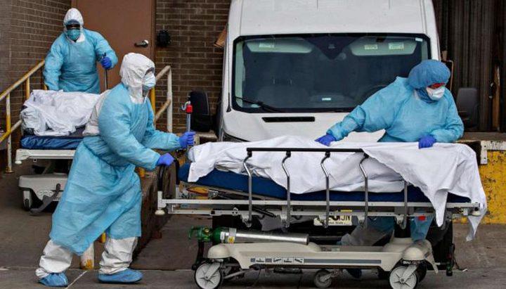 نحو مليون و782 ألف وفاة بكورونا حول العالم