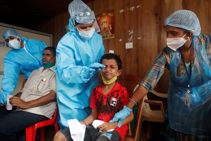 الهند تعلن الكشف عن 6 إصابات بسلالة كورونا الجديدة