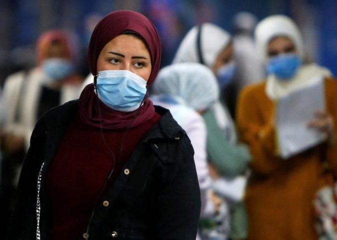 مصر تسجل ارتفاع في حصيلة الوفيات والإصابات اليومية بكورونا