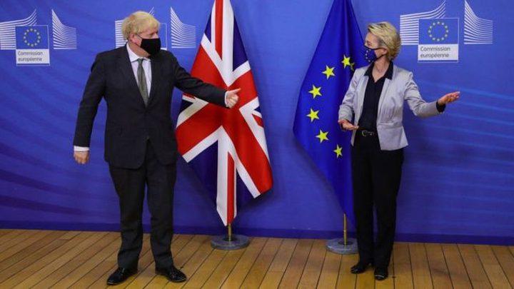 """""""فترة وعرة"""" تواجه البريطانيين بعد الاتفاق مع الاتحاد الأوروبي"""