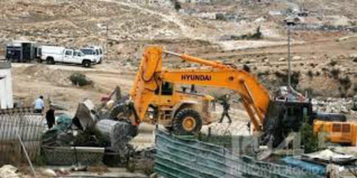 إصابات بالاختناق خلال مواجهات مع الاحتلال في يطا جنوب الخليل