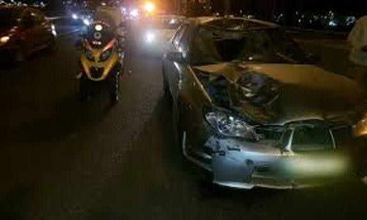 مصرع مواطن إثر حادث دهس بحيفا