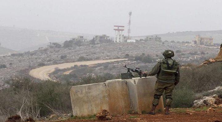 الاحتلال يكشف عن عملية تسلّل عبر الحدود اللبنانية