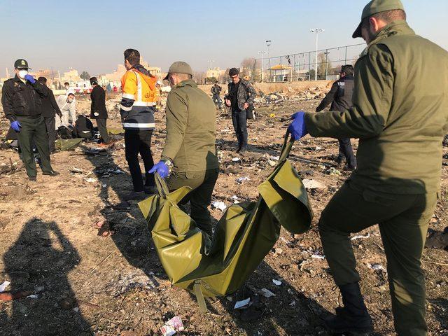 إيران تدفع 150 ألف دولار عن كل ضحية من قتلى الطائرة الأوكرانية