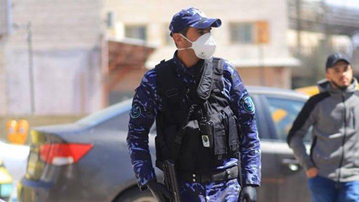 جنين:الشرطة تحرر مخالفات سلامة عامة