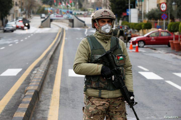 """الأردن تسجل 14 وفاة و1674 إصابة جديدة بـ""""كورونا"""""""
