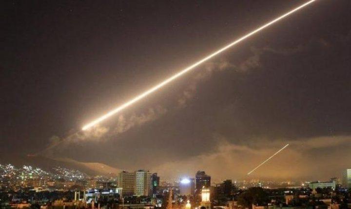 شهيد و3 جرحى في قصف إسرائيلي على ريف دمشق
