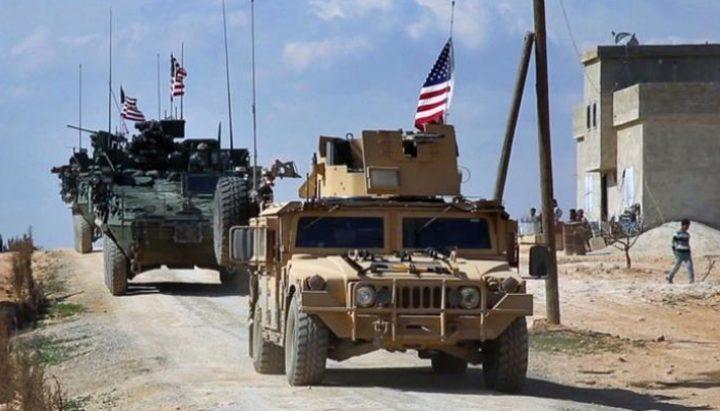 أمريكا تدعم الجيش العراقي بـ30 سيارة مدرعة لتأمين المنطقة الخضراء