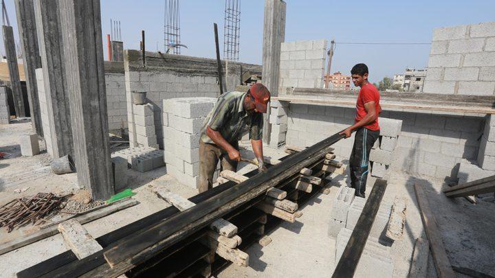 زيارة: اعتماد صرف ثلاث دفعات لصالح مشاريع الإعمار في غزة