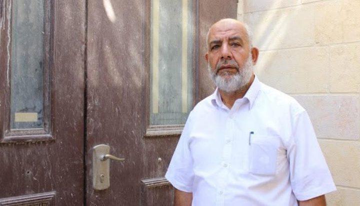 الاحتلال يداهم منزل نائب مدير الأوقاف الإسلامية بالقدس