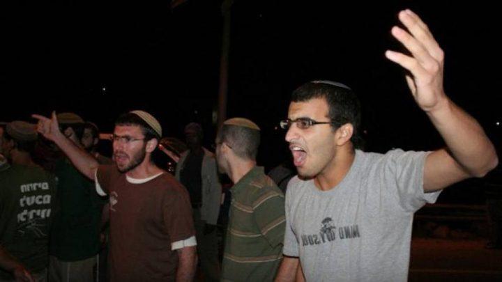 نابلس: مستوطنون يهاجمون منزلا في حوارة