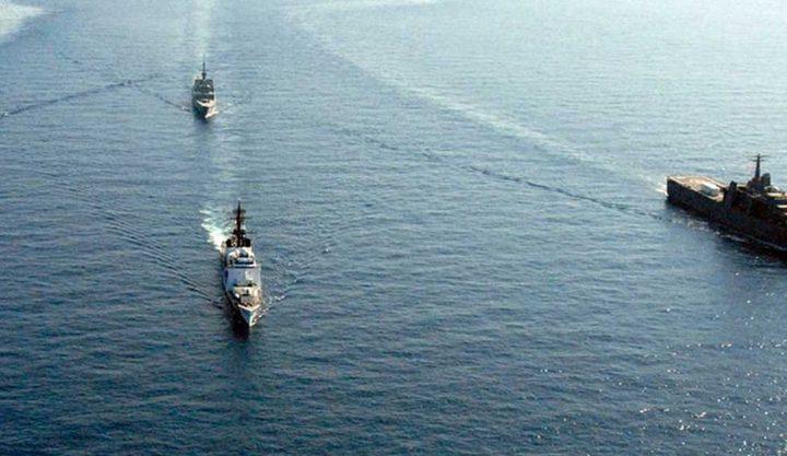 سفينتان حربيتان أمريكيتان تعبران مضيق تايوان بعد التوترات مع بكين