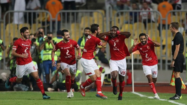 الأهلي المصري يعلن إصابة أربعة لاعبين بفايروس كورونا