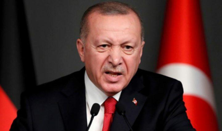 أردوغان يحذر القوات الأرمينية من خرق وقف إطلاق النار في قرة باغ