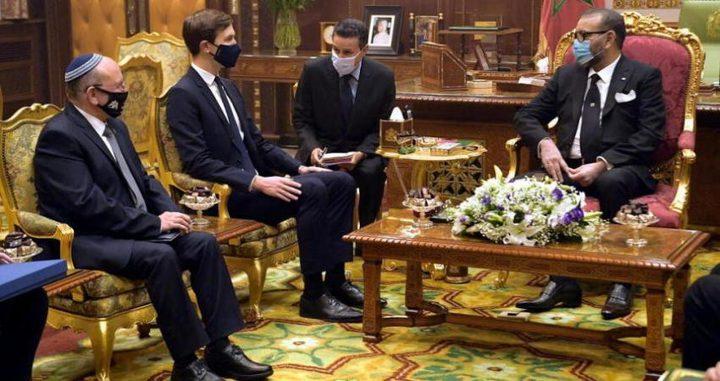 """""""هآرتس"""": تحديات تواجه الاتفاق الإسرائيلي - المغربي"""