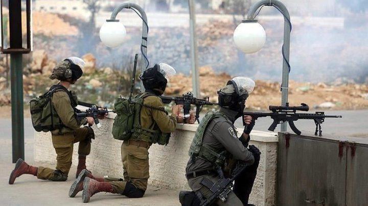 """الجبور: حالة أبو عرام الذي أصيب برصاص الاحتلال في """"التوانة"""" حرجة"""