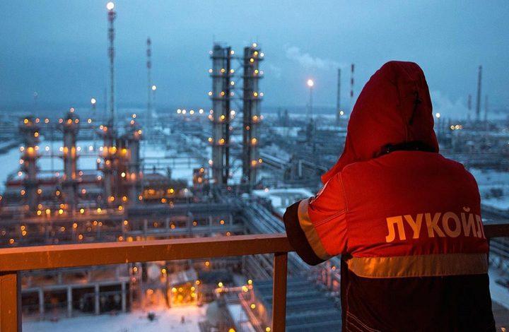 تراجع إنتاج روسيا السنوي من النفط لأول مرة منذ 2008