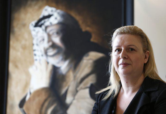 سهى عرفات تنفي تبرئتها إسرائيل من تهمة قتل زوجها