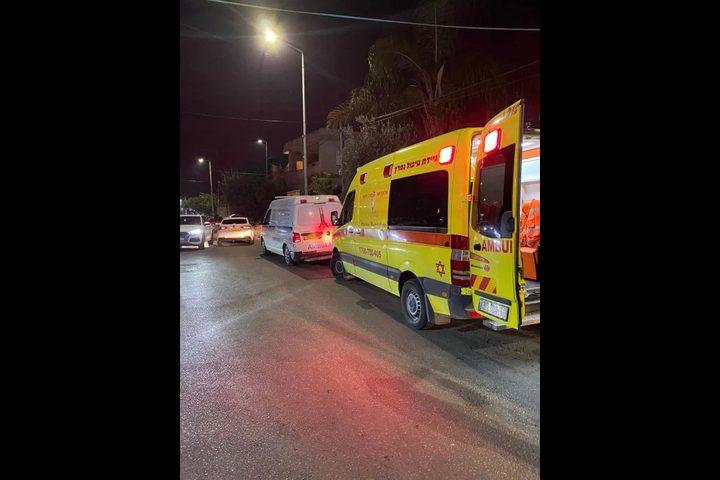 إصابة 4 أشخاص بجرائم إطلاق نار في مناطق مختلفة بالداخل المحتل