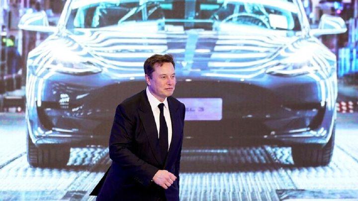 """""""تسلا"""" تطلق أكبر محطة شحن للسيارات الكهربائية في العالم"""