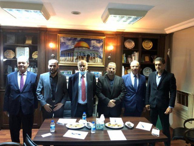 الرجوب: أطراف إقليمية كان لها دور في موافقة حماس على الانتخابات