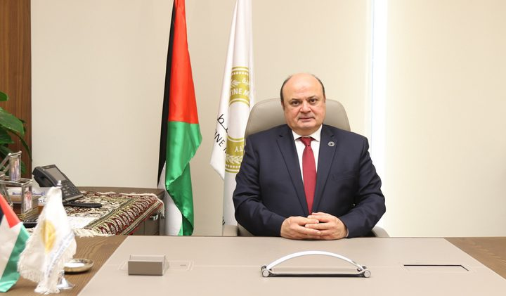 الشوا يستقيل من منصبه كمحافظ لسلطة النقد