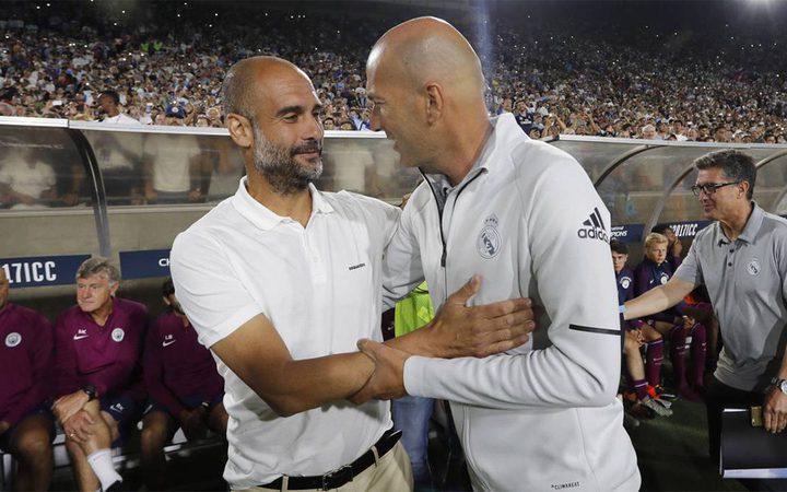 صراع مرتقب بين ريال مدريد وجوارديولا