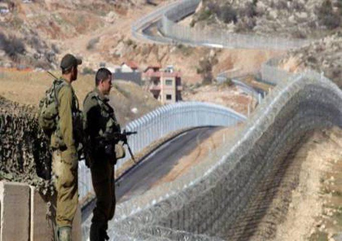 """الاحتلال يعلن منطقة المطلة على الحدود اللبنانية """"منطقة عسكرية"""