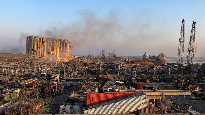الكشف عن تفاصيل جديدة تتعلق بمرفأ بيروت