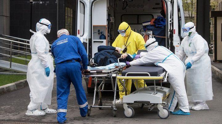 نحو مليون و844 ألف وفاة بكورونا حول العالم