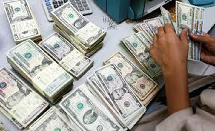 10.1 مليار دولار حجم التسهيلات الائتمانية مع نهاية تشرين الثاني