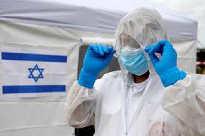 """44 حالة وفاة و10 آلاف إصابة بكورونا في """"اسرائيل"""""""