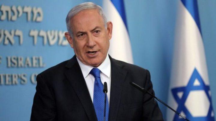 نتنياهو يخطط لضم شخصية عربية لحكومته المقبلة