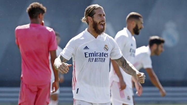 ريال مدريد يقدم عرضاً جديداً لراموس