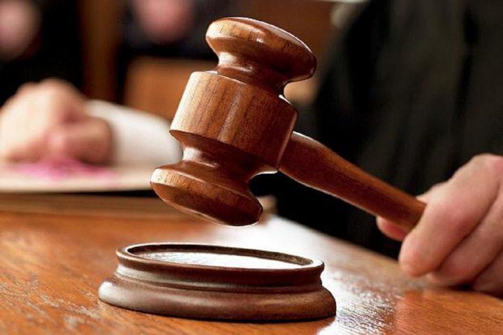 نابلس: الحكم على مدان بالأشغال الشاقة 5 سنوات بتهمة التزوير