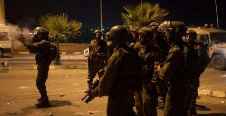 ثلاث إصابات برصاص قوات الاحتلال قرب يعبد جنوب غرب جنين