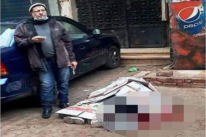زوج يقتل زوجته المعلمة أمام زملائها داخل المدرسة والسبب غريب!