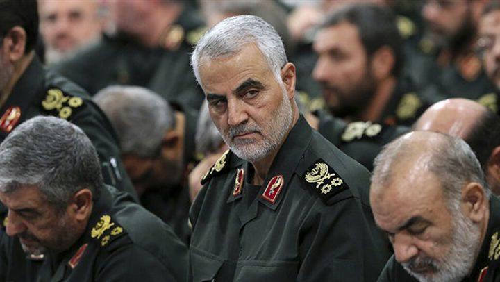 """تقديرات """"اسرئيلية"""" :إيران لن تنتقم لاغتيال سليماني قبل وصول بايدن"""