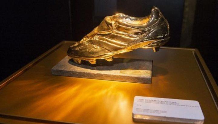 صراع قوي بين رونالدو وليفادوفسكي على الحذاء الذهبي