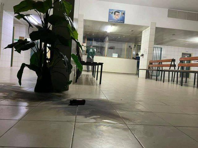 الاحتلال يقتحم مستشفى الشهيد ثابت ثابت بطولكرم