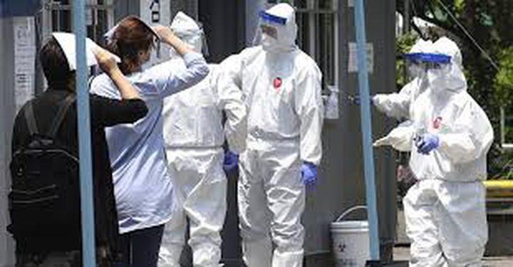 715 إصابة جديدة بفيروس كورونا في كوريا الجنوبية