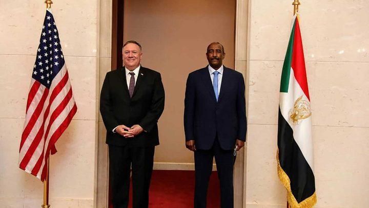 أمريكا تعلن رسميا إزالة السودان من قائمة الدول الراعية للإرهاب